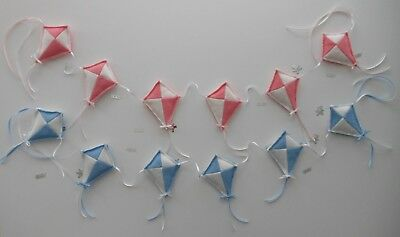 Little Kites Bunting/Garland, Decorate Child's/Baby's Room/Nursery Or Any Party