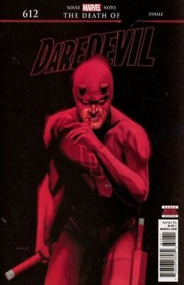 Marvel Comics Daredevil #612 2018 FN+ - NM First Printing