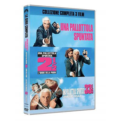 Pallottola Spuntata (La) Collection (3 Dvd)  [Dvd Nuovo]