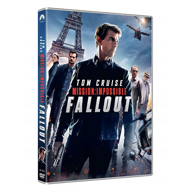 Mission: Impossible - Fallout  [Dvd Nuovo]