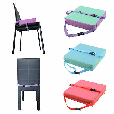 Children Highchair Pad Baby Booster Seat Cushion Removable Kids Dining Chair UK