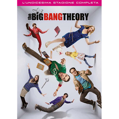 Big Bang Theory (The) - Stagione 11 (2 Dvd)  [Dvd Nuovo]