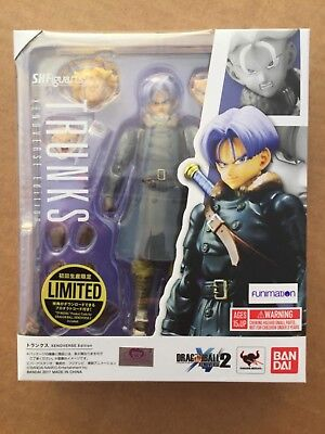 SH S.H. Figuarts Trunks XENOVERSE Edition Dragon Ball Xenoverse Bandai NEW***