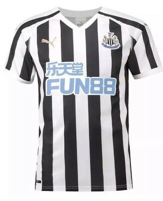 Newcastle 2018/19 New With Tags Defaults Extra Large Home Shirt 44-46 Inch Chest
