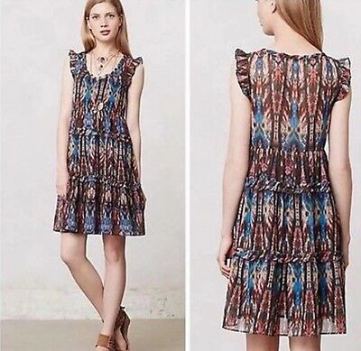 1f3d38a5222 Anthropologie Lili s Closet Sibilline Dress