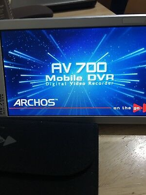 ARCHOS PORTABLE DIGITAL VIDEO PLAYER AV700 DRIVERS DOWNLOAD
