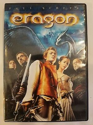 Eragon (DVD, 2007, Full Frame)  Combine Shipping and SAVE MONEY!!! Ships FAST!!!