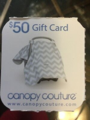 $50 Canopy Couture Gift Card