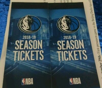 2 tickets LA Lakers Vs Dallas Mavericks Monday January 7th 2019