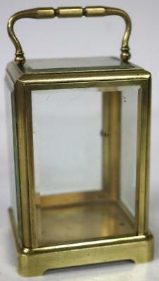 Antique Carriage Clock Case Ormolu Gorge Cased Carriage Clock C1840 Case Only