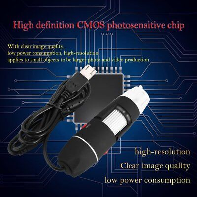 1000X WiFi Digital Microscope USB Camera Microscopio Electronic Magnif ZU