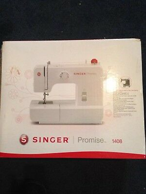 Brand New In The Box Singer sewing machine promise 1408