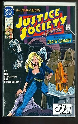 Justice Society 1991 and 93, assorted & Secret Origins # 31, see pics, 9.0-10.0