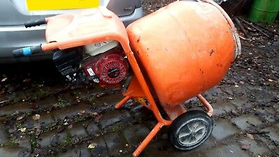 Bell Mixer 150 Honda Petrol  Gx120  4Hp Engine Ideal For Self Build Project