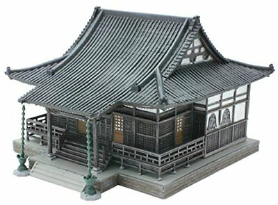 Tomytec Building 028-3 Japanese Temple A3 N scale Japan