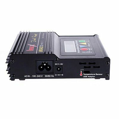 Digital Charger B6AC+ Lipro Battery Balance Charger 80W for RC Model Char ZU