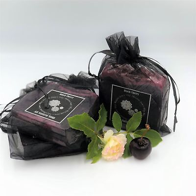 All Natural Soap - Black Cherry
