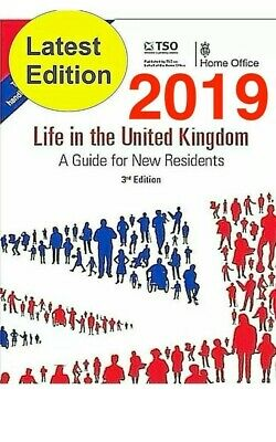 Life in the UK 3rd Edition, For 2018 - PDF + Audio MP3, Guidance, Practice, Tips