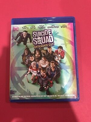 Suicide Squad [Blu-Ray] BUY 3 GET 1 FREE