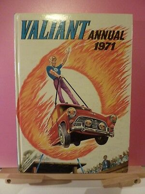 Valiant Annual 1971