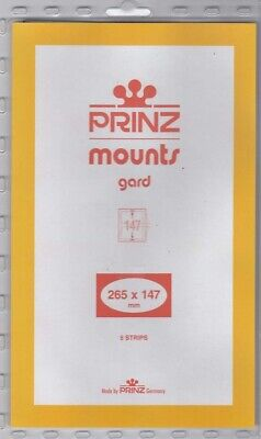 Prinz/Scott Clear Stamp Mount Strips 265x147 mm - Cinco De Mayo & More New Pack