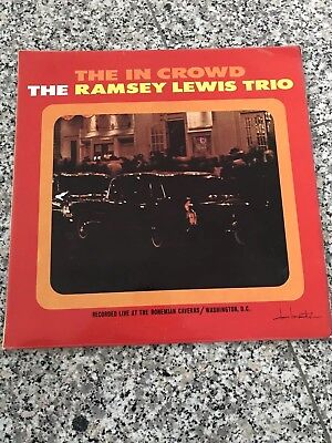The Ramsey Lewis Trio: The In Crowd (Vinyl)