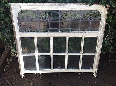 ⭐️⭐️ Victorian Sash Window ⭐️⭐️ Stained Glass ⭐️⭐️