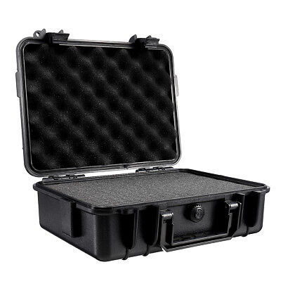 275x210x90mm Waterproof Hard Carry Camera Lens Photography Tool Case Bag Storage