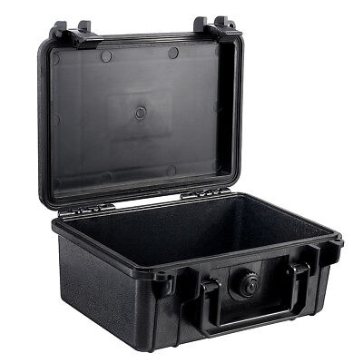 210x165x85mm Waterproof Hard Carry Camera Lens Photography Tool Case Bag Storage