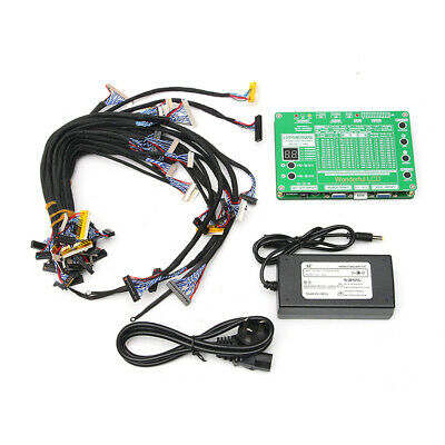 5.6-84inch LCD LED Panel Tester LVDS Screen Tester TV/Computer/Laptop Repair Too