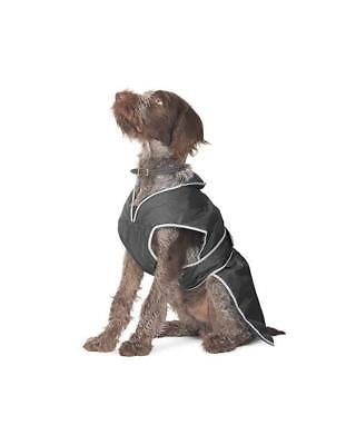 Ancol Muddy Paws Granite Grey or Spiced Red Stormguard Dog Coat Jacket Small
