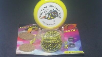 Playmaxx turbo  bumble bee yoyo with accessories