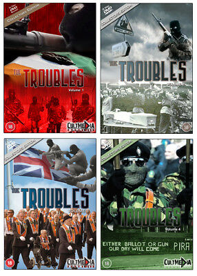 The Troubles in Northern Ireland - 48 Disk DVD Boxset Collection - Irish History
