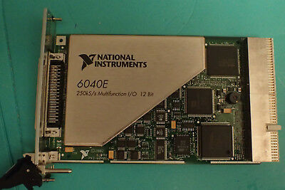 National Instruments,ni Pxi-6040E
