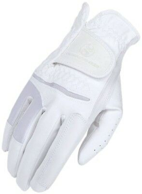 (10, White) - Heritage   Show Glove. Heritage Products. Brand New