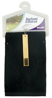Longridge Bag Towel & Brush Set. Shipping is Free