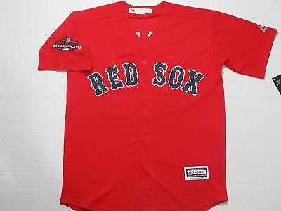 405663f5d Chris Sale  41 Boston Red Sox 2018 World Series Champions Cool Base Jersey  Red