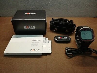 pulsometro reloj digital polar rc3 gps