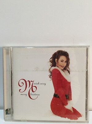 Merry Christmas by Mariah Carey Music CD Sep-2001, Columbia Excellent Condition!