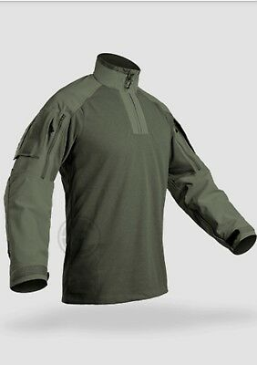Crye Precision G3 Combat Shirt All Weather Ranger Green Med Reg APR-CSF-60-MDR
