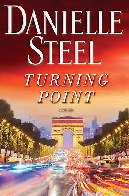 Turning Point: A Novel by Danielle Steel (2019, Hardcover)