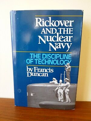 Rickover and the Nuclear Navy by Francis Duncan (hardcover, 1990)