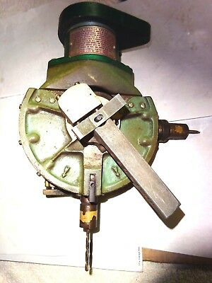 """Commander """"select A Spindle"""" 3 Position Tapping Head 2-5/16 Mount"""
