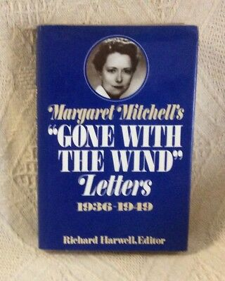 Margaret Mitchell's Gone With the Wind Letters 1936-1949 hc/dj 1976 3rd Printing