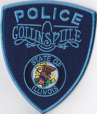 Gollin Spille Police Patch Illinois IL