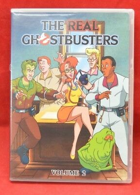 Previously Viewed Complete The Real Ghost Busters Volume 2 on DVD