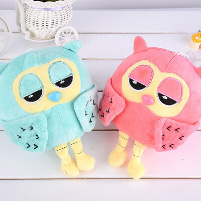 Lovely Cartoon Soft Owl Animal Plush Stuffed Plush Toy Doll Pillow Kids Toy Gift