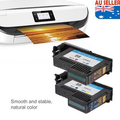 1 or 2 PRINT HEAD HP940 C4900A & C4901A For HP OfficeJet Pro 8000 8500 USEFUL AU