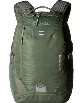 New NWT JanSport Helios 28 Backpack green