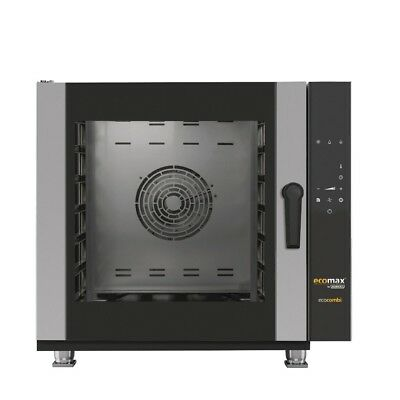 Hobart HECME4 ECO COMBI Convection Electric Combi Steam Oven 4 x 1/1 GN